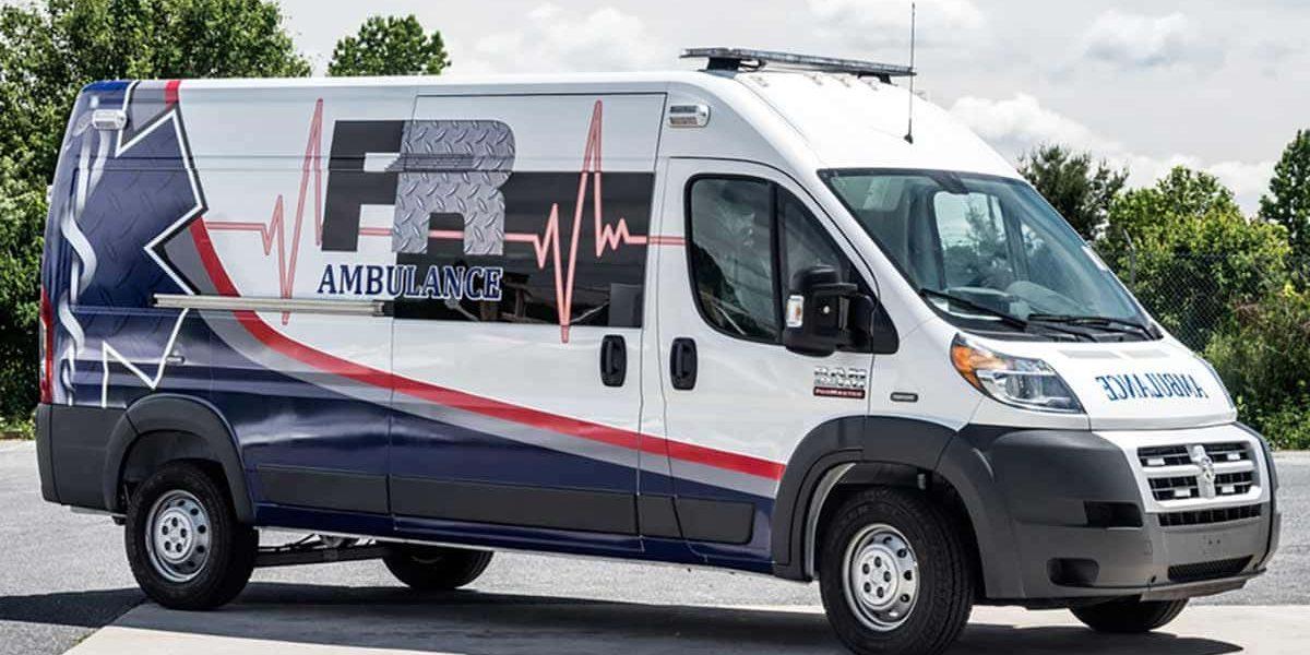 ProMaster 2500 Type 2 Ambulance