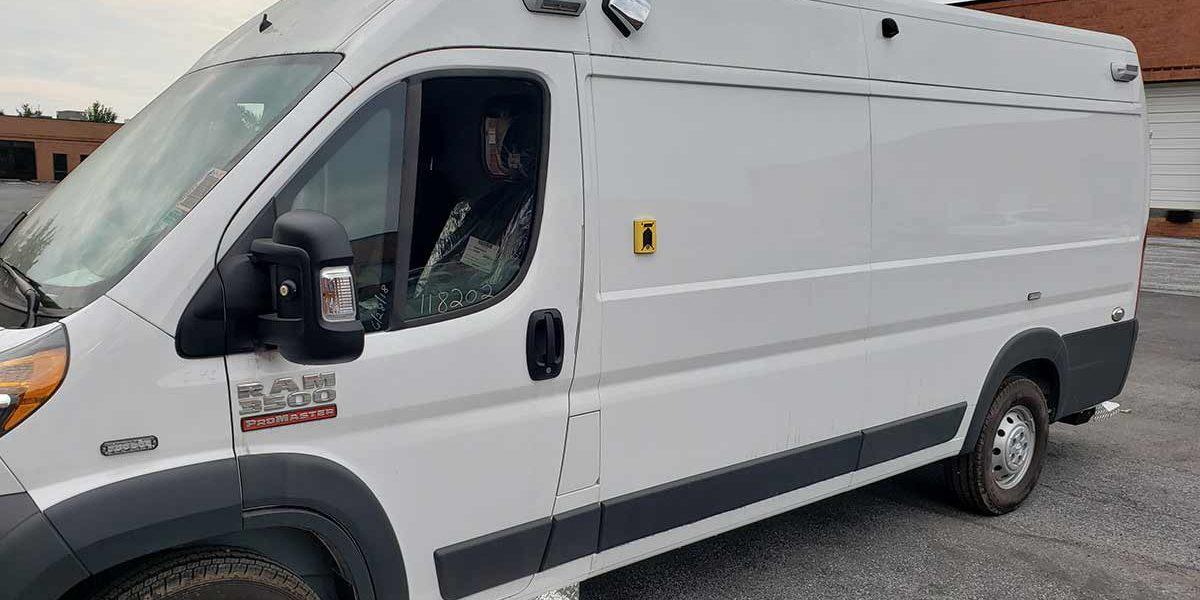 ProMaster Elite Type 2 Ambulance